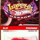 2009 Hot Wheels Larry's Garage #18 33 Ford Roadster RED