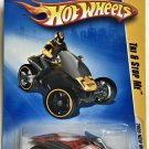 2009 Hot Wheels #22 Tri & Stop Me ORANGE