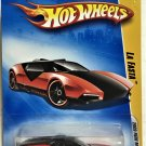 2009 Hot Wheels #24 La Fasta RED