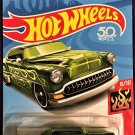 2018 Hot Wheels #350 Custom 53 Chevy