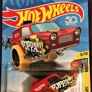 2018 Hot Wheels #351 HW Poppa Wheelie
