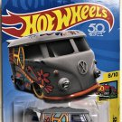 2018 Hot Wheels #353 Kool Kombi