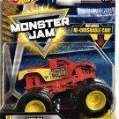 2018 Hot Wheels Monster Jam Epic Additions #5 Carolina Crusher