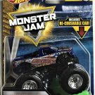 2018 Hot Wheels Monster Jam Flashback #1 King Krunch