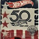 2018 Hot Wheels Stars & Stripes #4 65 Mustang 2+2