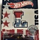 2018 Hot Wheels Stars & Stripes #9 69 Dodge Coronet Superbee