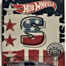 2018 Hot Wheels Stars & Stripes #10 1977 Pontiac Firebird