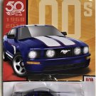 2018 Hot Wheels Throwbacks 00's #8 Ford Mustang GT