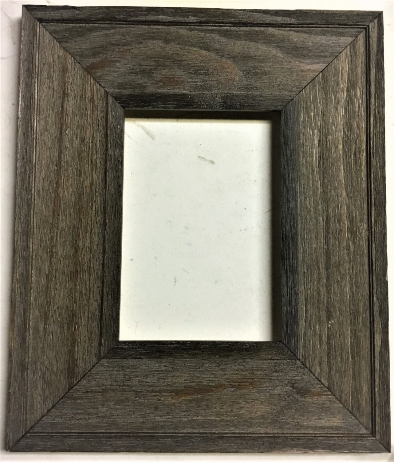 """16 x 16 3"""" Barnwood Picture Frame"""