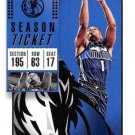 2018 Panini Contenders Basketball Card #94 Dennis Smith Jr