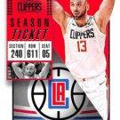 2018 Panini Contenders Basketball Card #98 Marcin Gortat