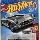 2018 Hot Wheels Wal Mart Zamac #2 55 Corvette