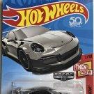 2018 Hot Wheels Wal Mart Zamac #3 Porsche 911 GT3 RS