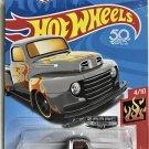 2018 Hot Wheels Wal Mart Zamac #4 49 Ford F1