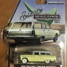 Greenlight Toys Estate Wagons 2 #29930A 1955 Chevrolet Two-Ten Handyman