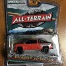 Greenlight Toys All Terrain 6 #35090F 2018 Chevrolet Silverado 1500