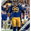 2019 Donruss Football Card #140 Aaron Donald