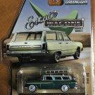 Greenlight Toys Estate Wagons 2 #29930B 1955 Chevrolet Nomad
