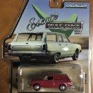 Greenlight Toys Estate Wagons 2 #29930D 1968 Volkswagen Type 3 Panel Van