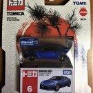 Tomica- Walmart Exclusive #6 Subaru BRX