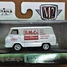 M2 Machines Auto Trucks R46 #17-89 1965 Ford Econoline Delivery Van