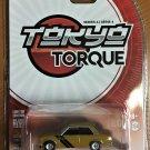 Greenlight Tokyo Torque 4 #47020C 1972 Datsun 510