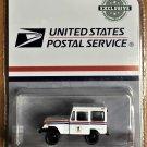 Greenlight USPS #29997 1971 Jeep DJ-5