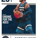 2018 Chronicles Basketball Card #26 Derrick Rose