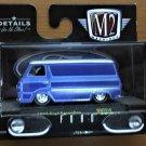 M2 Machines Wal Mart #TS10-17-77 1963 Ford Econoline