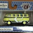 M2 Machines Wal Mart #TS11-18-24 1958 CM Microbus 15 Window USA Model