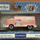 M2 Machines Wal Mart #TS11-18-25 1960 VW Delivery Van USA Model