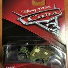 Disney Pixar Die Cast Cars 3 FJH95 Sarge