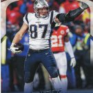 2019 Prestige Football Card Honor Roll #HR-RG Rob Gronkowski