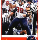 2019 Score Football Card #48 J J Watt