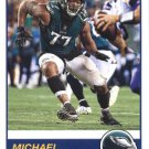 2019 Score Football Card #189 Michael Bennett