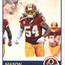 2019 Score Football Card #197 Mason Foster
