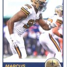 2019 Score Football Card #270 Marcus Daenport