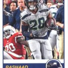 2019 Score Football Card #315 Rashad Penny
