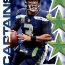 2019 Score Football Card Captains #C03 Russell Wilson