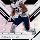 2019 Score Football Card Epix Game #2 Khalil Mack