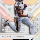 2019 Score Football Card Epix Season #ES05 Michael Thomas