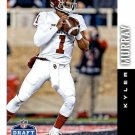 2019 Score Football Card NFL Draft #DFT09 Kyler Murray