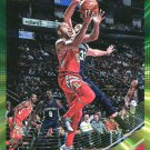 2018 Donruss Basketball Card Halo Green/Yellow #92 Eric Gordon