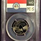 PCGS 2003-S Missouri Quarter PR69DCAM   #Q0015