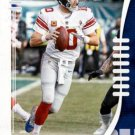 2019 Absolute Football Card #61 Eli Manning