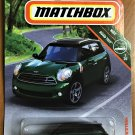 2019 Matchbox #1 11 Mini Countryman