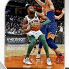 2019 Hoops Basketball Card #7 Jaylen Brown