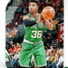 2019 Hoops Basketball Card #8 Marcus Smart