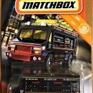 2020 Matchbox #18 Chow Mobile