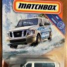 2020 Matchbox #83 Nissan NV Van